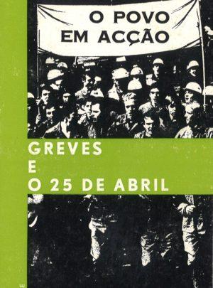 GREVES E 25 DE ABRIL