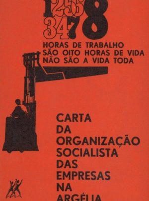 CARTA DA ORGANIZAÇÃO SOCIALISTA DAS EMPRESAS NA ARGÉLIA