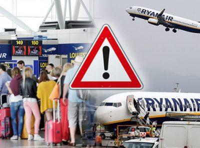 Solidariedade com os trabalhadores da Ryanair
