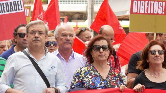 CGTP volta à rua insatisfeita com alterações ao Código do Trabalho