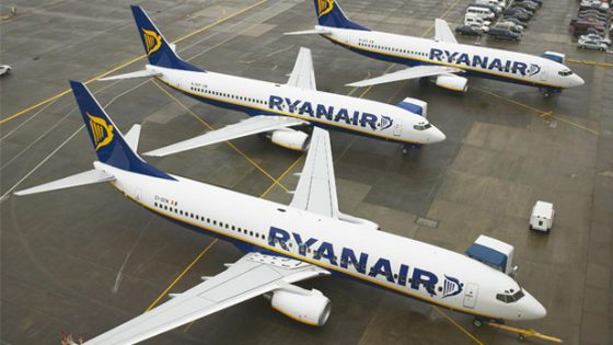 Ryanair ameaça com desemprego se continuarem as greves