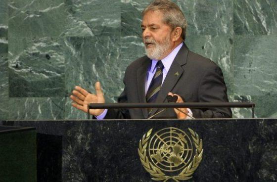 Segundo ONU Lula tem direito a ser candidato