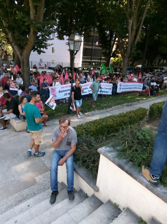 Sindicatos da Frente Comum marcam greve geral para 26 de outubro