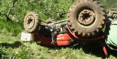 Demasiados acidentes com veículos agrícolas em Portugal