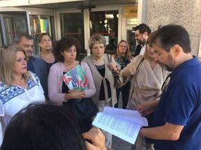 Professores fazem Manif Nacional a 5 de outubro