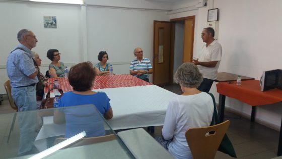 Visita ao Centro D. Manuel Martins em Setúbal
