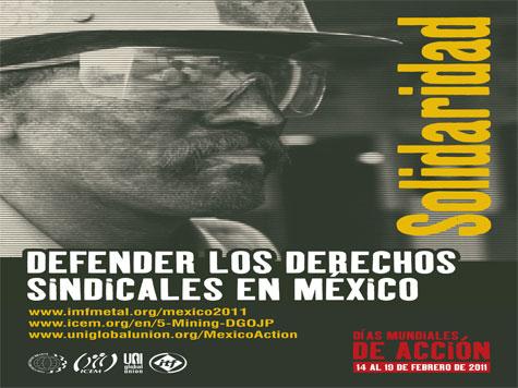 Trabalhadores mexicanos conseguem grande vitória sindical