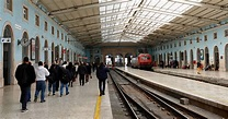 Greve dos comboios no dia 7 de dezembro
