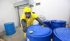 BASE-FUT participa em seminário internacional sobre substâncias perigosas
