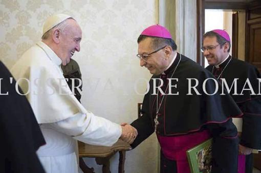 Bispos de todo o mundo debatem abuso de menores
