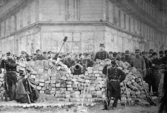 A Comuna de Paris-o assalto aos céus!