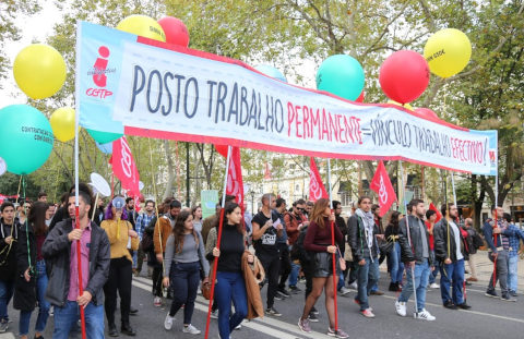 CGTP alerta para situação dos jovens trabalhadores