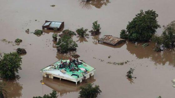 Estamos solidários com o povo moçambicano