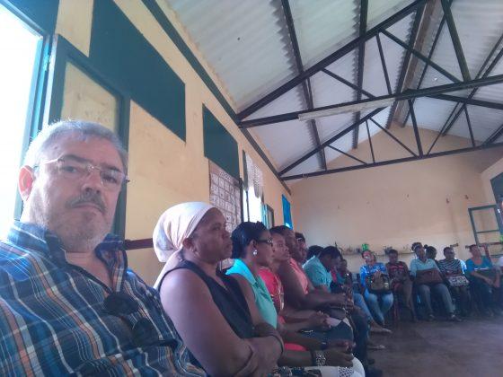 Intercâmbio com Cabo Verde-vivíamos na periferia da cidade!