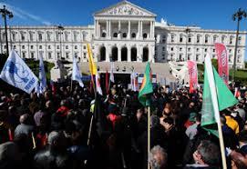 CGTP organiza protesto contra alterações à legislação laboral
