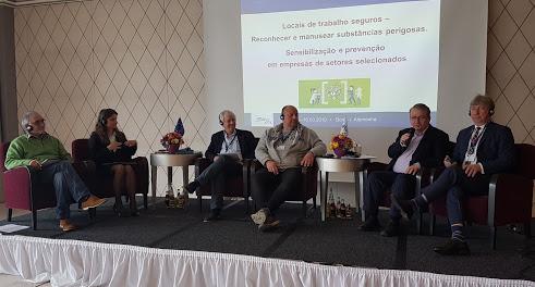 Conferência Europeia sobre «Empregos Saudáveis»