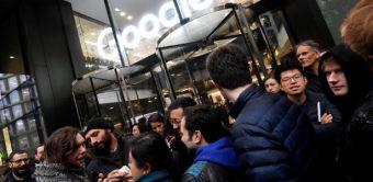 Google acusada de perseguir funcionários contestários
