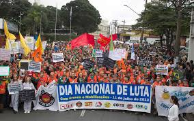 Movimento Sindical comemora 1º de Maio