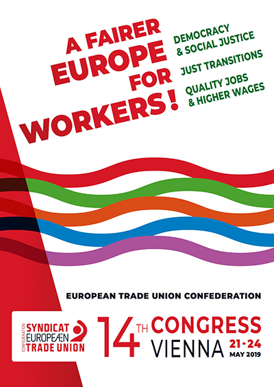 Sindicatos europeus em congresso