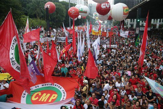 Movimento Sindical brasileiro responde ao governo Bolsonaro