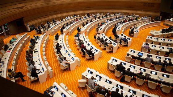 Reforçar a Organização Internacional do Trabalho