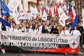 Risco de novas greves na saúde