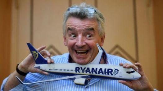 Ryanair tem que cumprir a lei