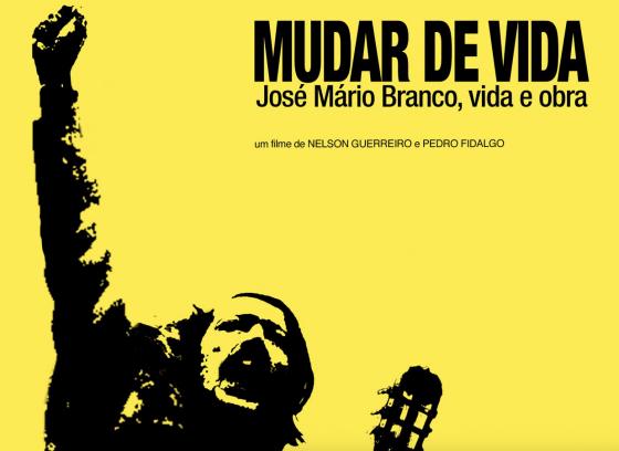 José Mário Branco influenciou o meu caminho…