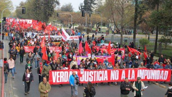 Associação apela à solidariedade do povo português com o Chile