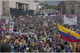 Ser sindicalista na Colômbia pode ser mortal