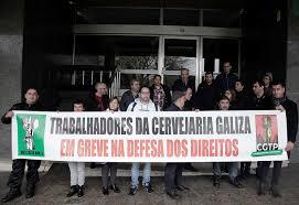 Trabalhadores ficam a gerir cervejaria Galiza no Porto