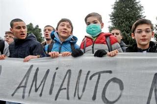 Amianto nas escolas:FENPROF apresenta queixa à Comissão Europeia