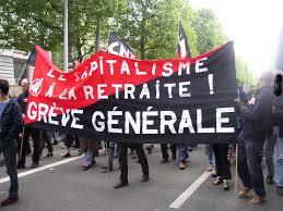 Greve geral em França com desfecho imprevisível