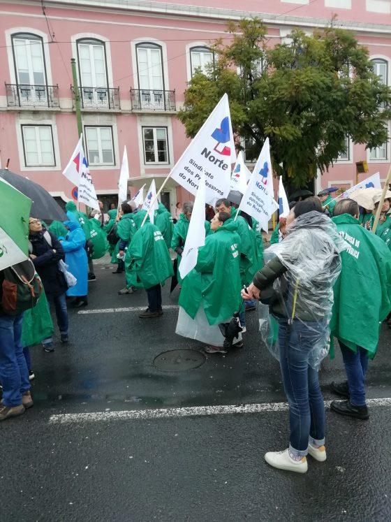 JORNADA DE LUTA:defender a saúde e os direitos dos trabalhadores!