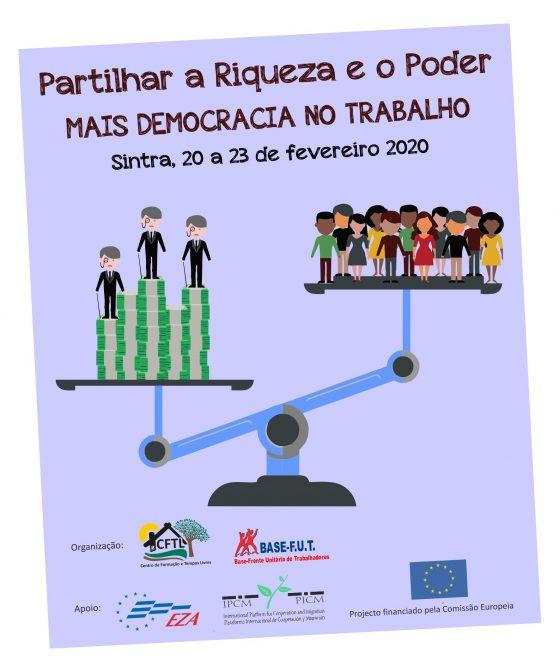 Desigualdades em debate no Seminário Internacional do Centro de Formação e Tempos Livres