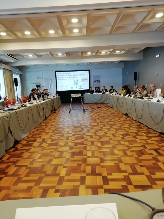 Conclusões do seminário da BASE-FUT sobre a partilha da riqueza e do poder
