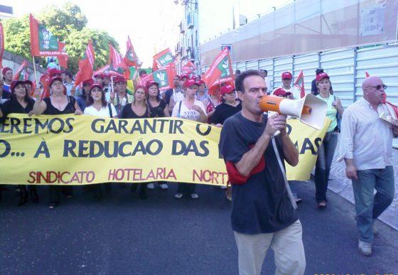 Sindicatos de Hotelaria , Turismo e Restauração pedem Fundo Especial para pagar salários