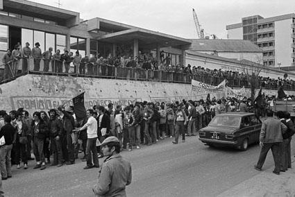 «Marcha contra o Desemprego» de 1982