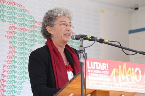 CGTP comemora 1º de Maio em defesa da saúde e direitos dos trabalhadores