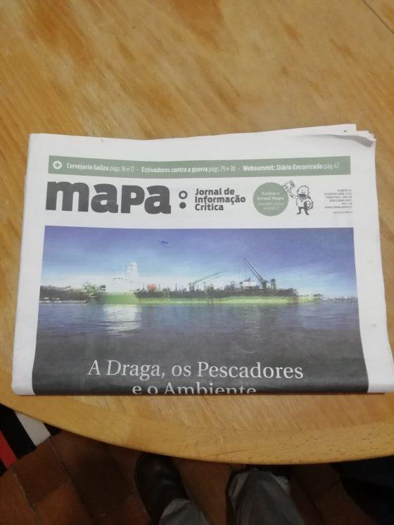MAPA-um jornal alternativo