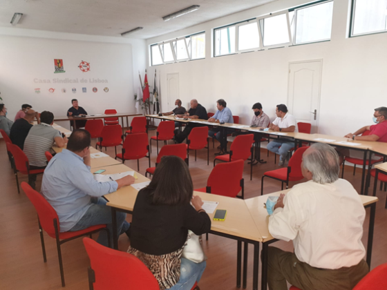 Sindicato prepara caderno reivindicativo para motoristas TVDE