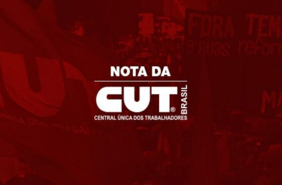 Central Sindical previne assédio e violência no seu interior
