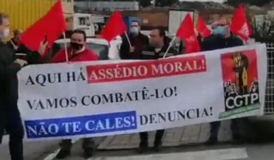 Gestão doentia e anti-sindical com assédio moral na LEICA