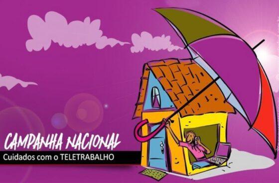 Estudo de sindicatos brasileiros sobre teletrabalho revela diversas situações