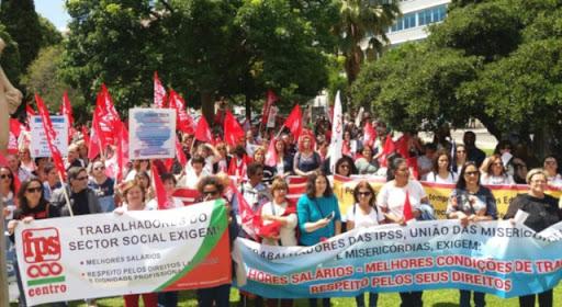 A corrupção nas instituições de solidariedade social