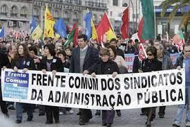GREVE!Trabalhadores da Administração Pública não se calarão!