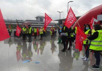 Trabalhadores das limpezas industriais lutam pelos direitos e dignidade